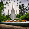 Portland Temple (Front)