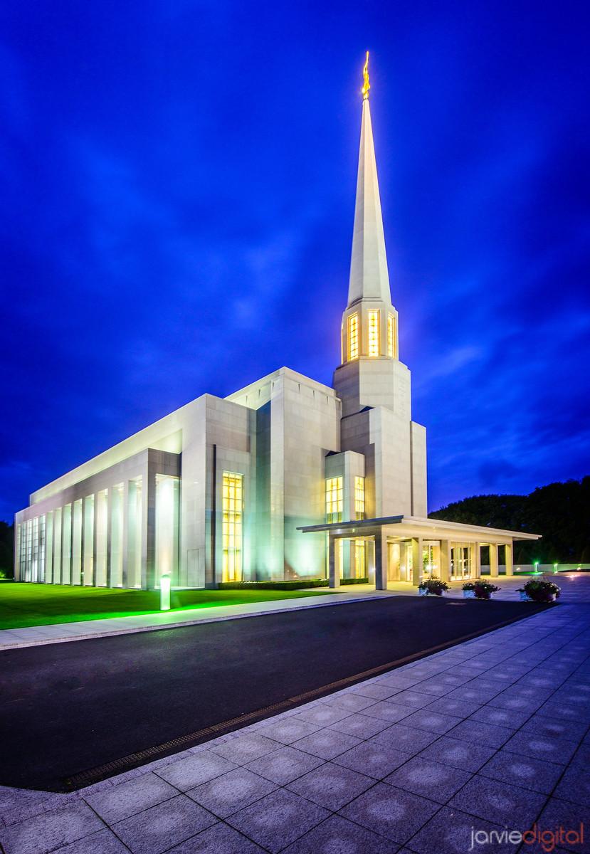 Preston Temple Corner picture