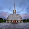Sunrise Horizontal Preston Temple