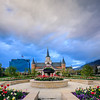 Provo City Center Temple - Northward