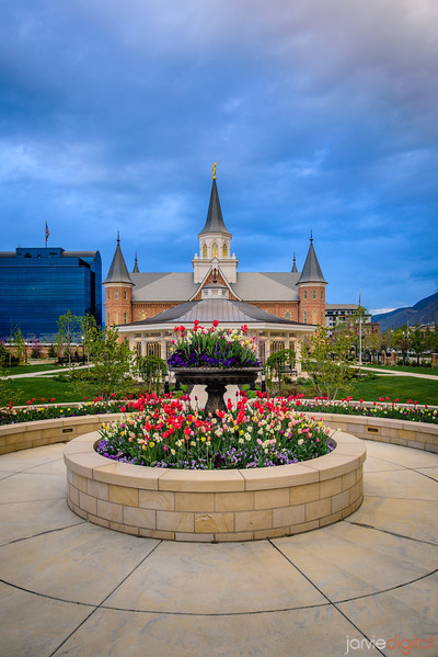 Provo City Center Temple - South Side
