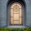 Redlands Temple Window