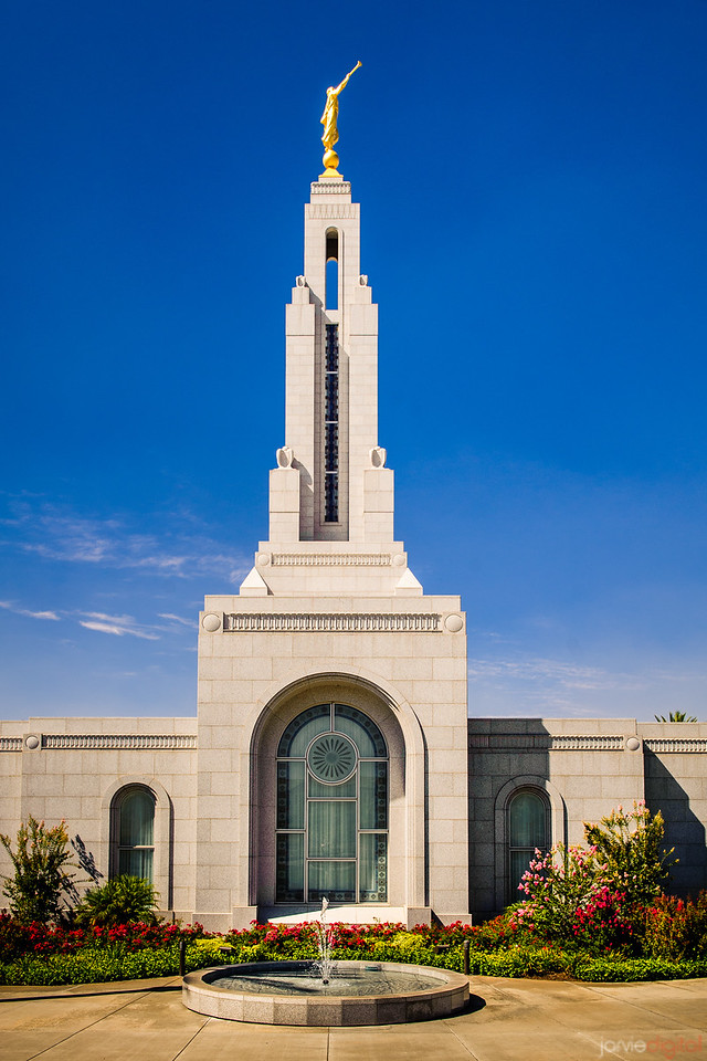 Redlands California LDS Temple