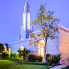 Redlands Temple - Peaceful moments