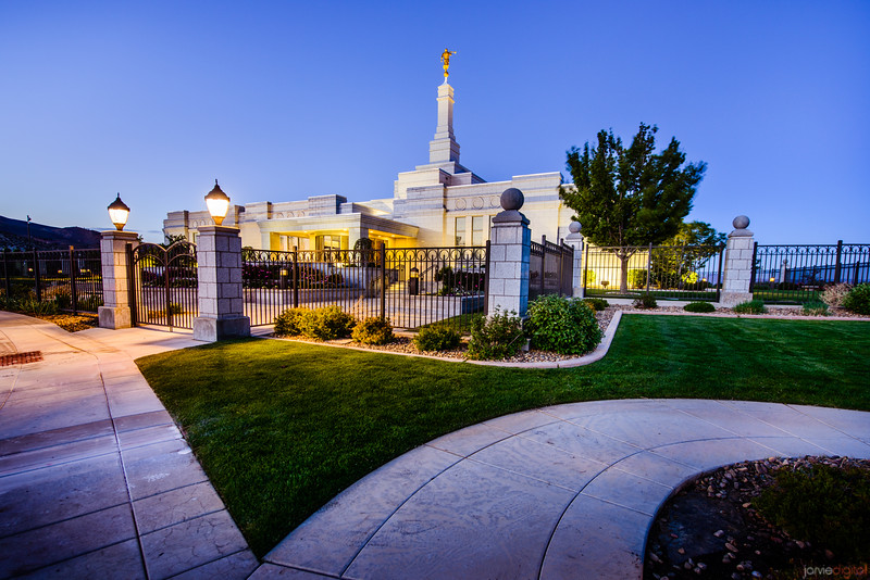 Reno Temple Rt Path