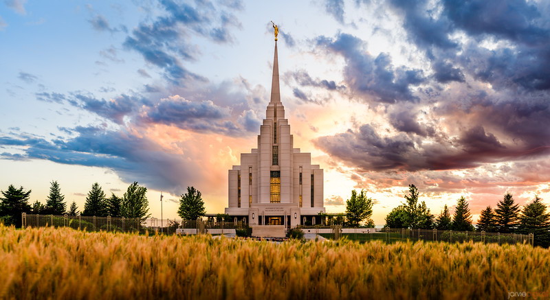 Rexburg Temple