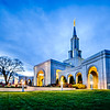 Sacramento Temple - Corner view