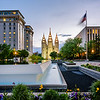 Salt Lake Temple - Part of a bigger picture