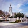 San Antonio Temple From gates