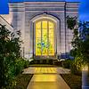 San Antonio Temple - Stain Glass