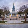 San Antonio Temple - Walking up