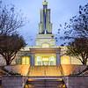 San Antonio Temple - Twilight