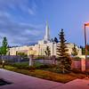 Spokane Temple Light