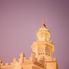 St George Temple Twilight Spire