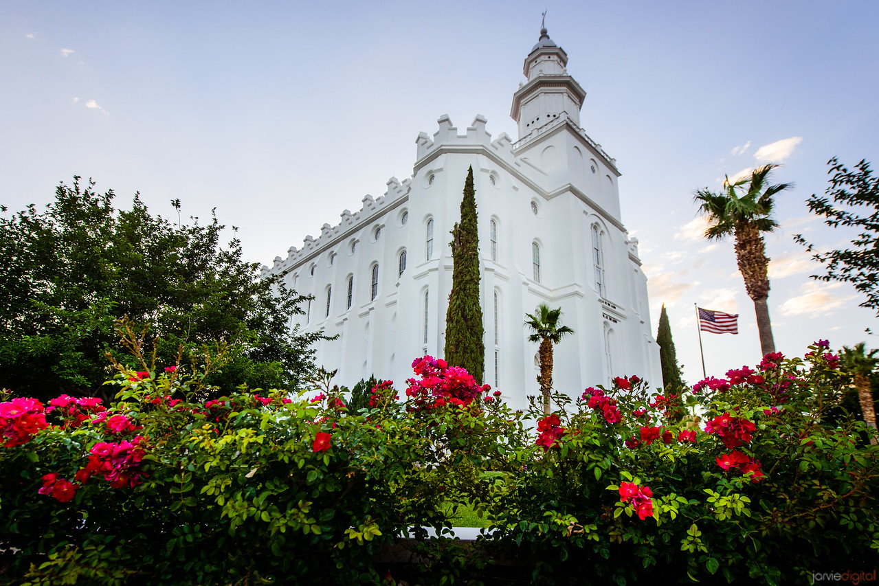 St George Temple