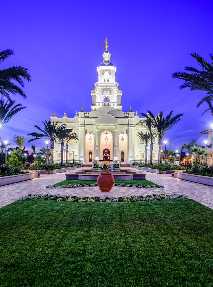 Tijuana Temple - A place to contemplate