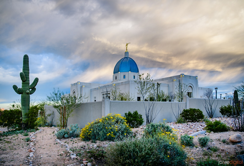 Tucson Arizona Temple_4401