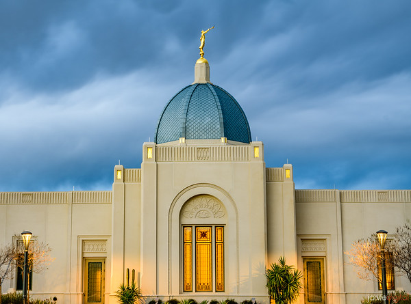 Tucson Arizona Temple_4378