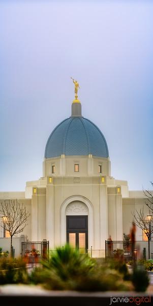 Tucson LDS Temple - front