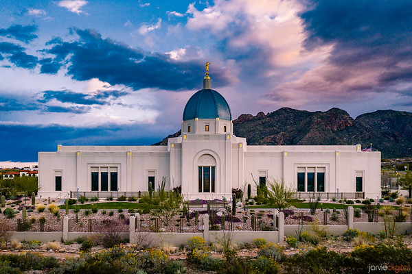 Tucson Arizona Temple_0671
