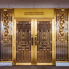 Winter Quarters Temple - Golden Doors