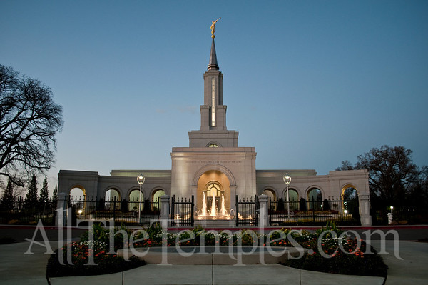 Sacramento California Temple