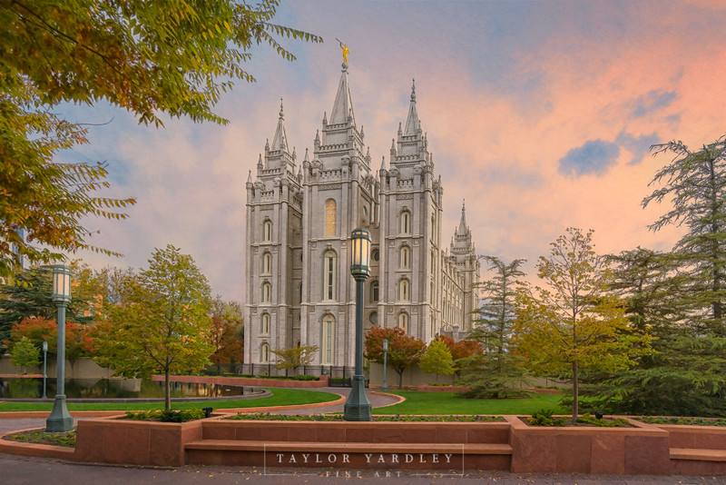 Salt Lake Heavenly Peace