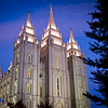Salt Lake City, UT Temple : Salt Lake City LDS Temple Pictures
