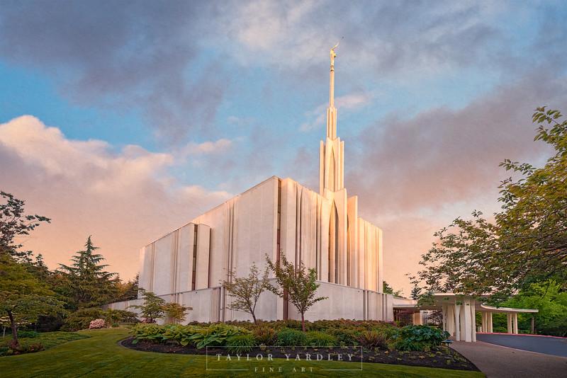 Seattle Sacred Invitation
