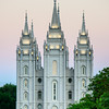 Morning SLC Temple