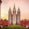 Salt Lake Temple Christmas