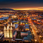 Top Temple Images (Small Gallery) : 1-2 images from each of 42 different LDS temples