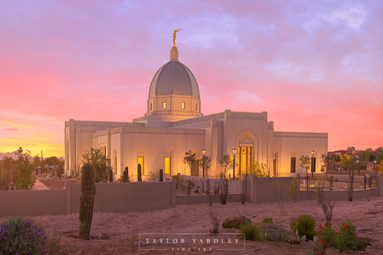 Tucson LDS Temple