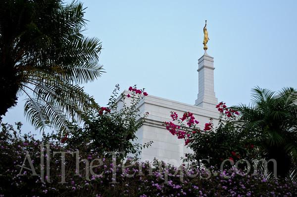 Tuxtla Gutierrez Mexico Temple