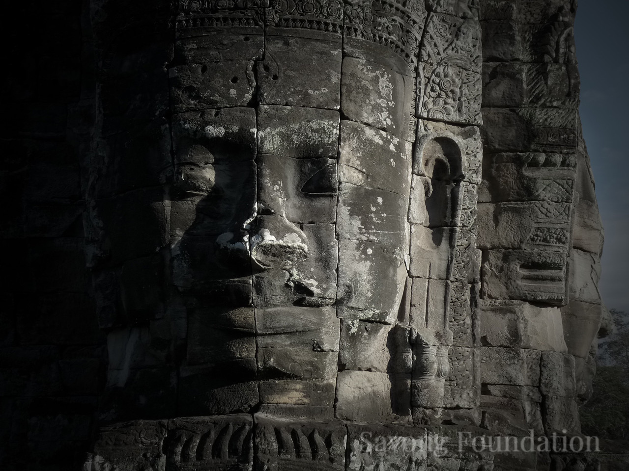 The Face of the Bayon