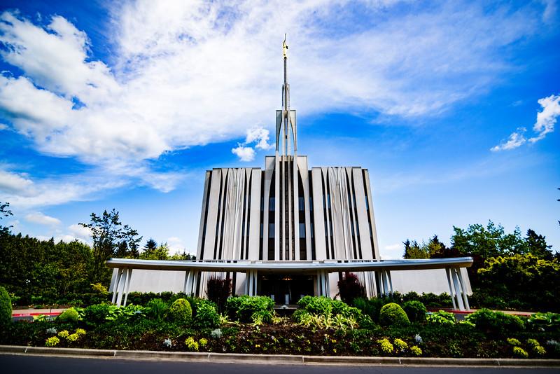 Seattle Washington Temple