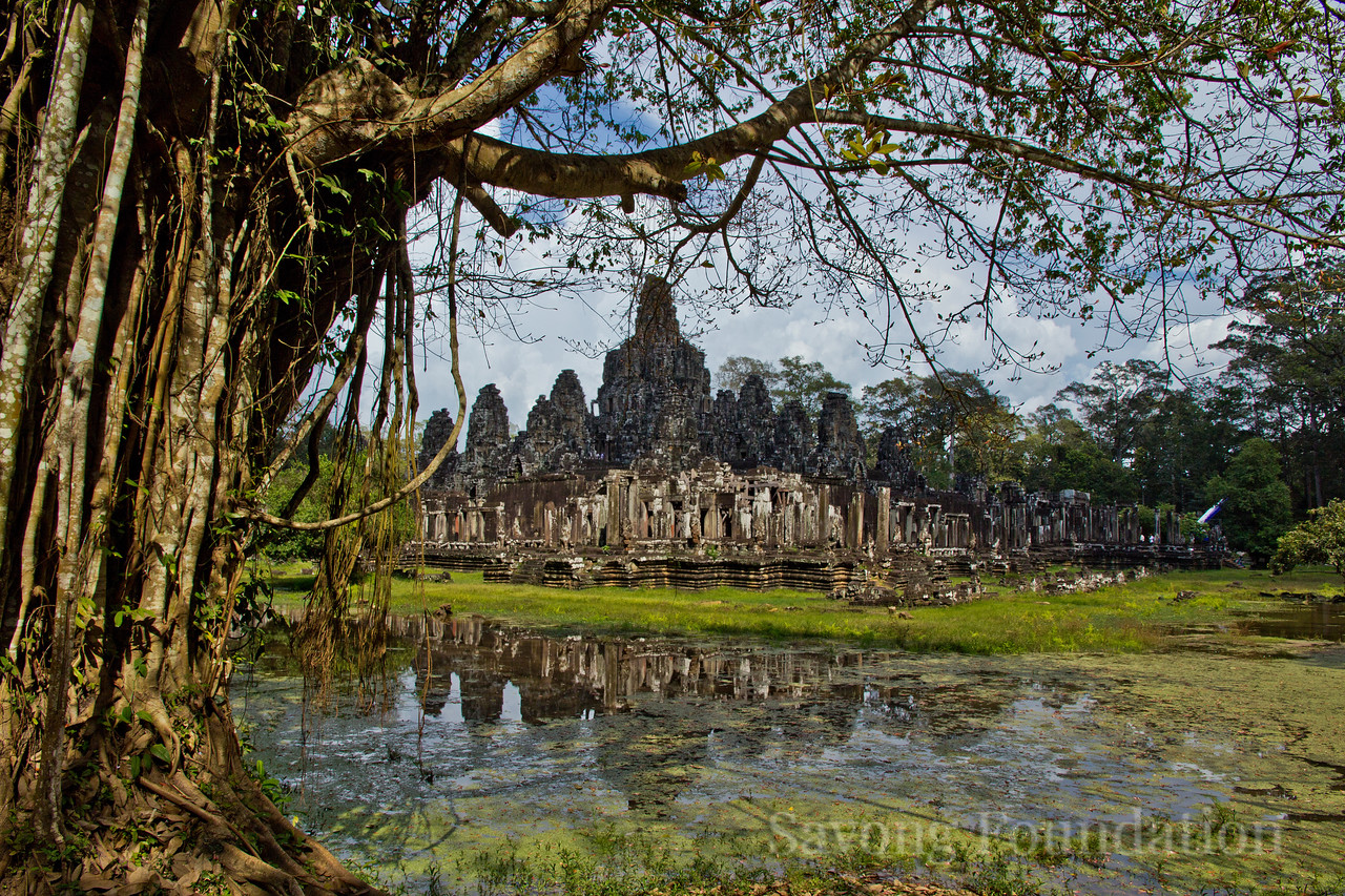 The Beauty of the Bayon