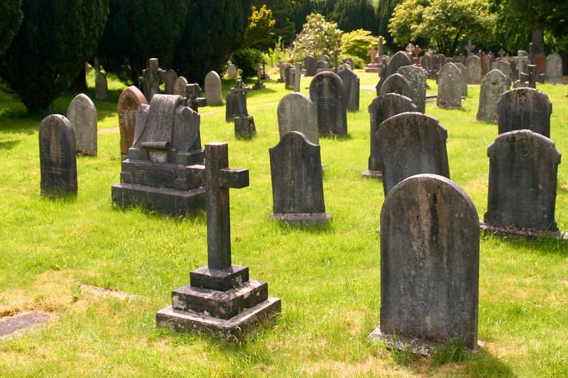 Cemitério da Igreja de Santa Maria