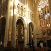 Interior da Catedral de Bruxelas