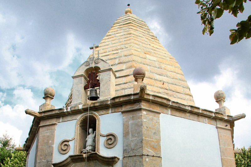 Santuário de Nossa Senhora da Piedade em Sanfins do Douro,