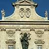 Fachada da Catedral de Salzburg