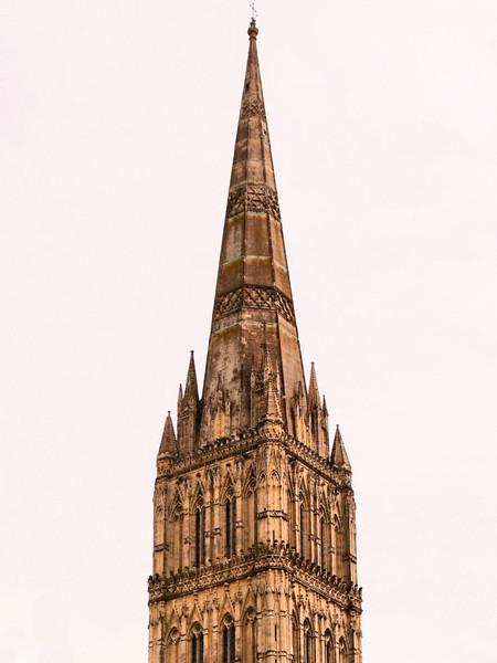 Torre da Catedral de Salisbury