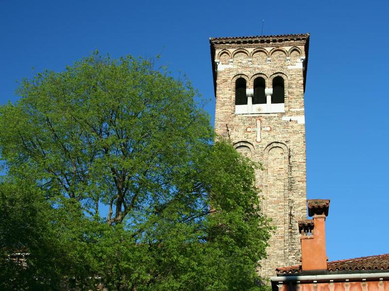 Torre da Igreja de São Zacarias