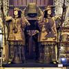 Túmulo de Cristóvão Colombo, Interior da Catedral de Sevilha