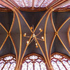 Interior da Sainte Chapelle