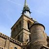 Detalhe Arquitetônico do Monte St. Michel