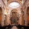 Interior do Palácio de Mafra