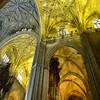 Interior da Catedral de Sevilha