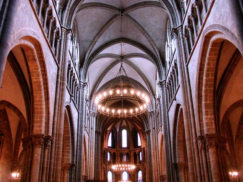 Interior da Catedral de São Pedro