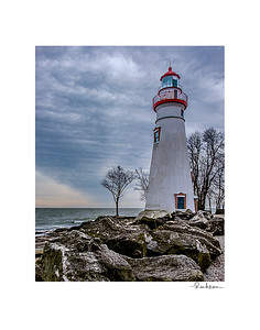 Marblehead Lighthouse (Lake Erie, OH)